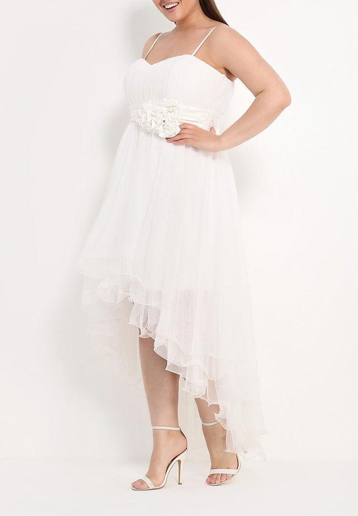 Платье Apart выполнено из пышной сетчатой ткани. Детали: застежка на молнию, тонкие регулируемые бретели — http://fas.st/wGxkP