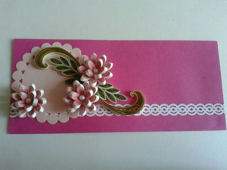 27 best quilling envelopes images on Pinterest Paper quilling
