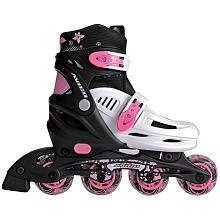 Pink rollerblades <3 best workout for your legs!