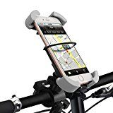 Bike Holder,Budget&Good® Universal Bike/Bicycle Phone Holder,Cell Phone Mountain&Road Bicycle Handlebar Cradle Mount for iPhone SE 6s 6s Plus 5S Samsung Galaxy S7and other Smartphones
