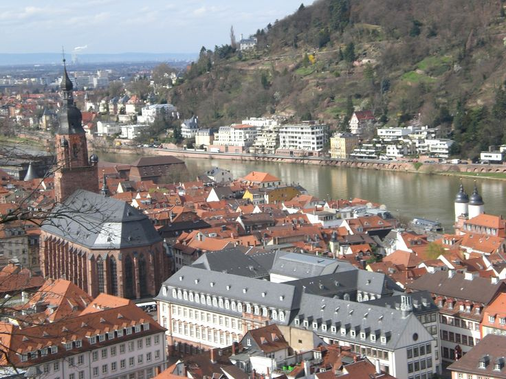 Heidelberg Germany HD Wallpaper Widescreen