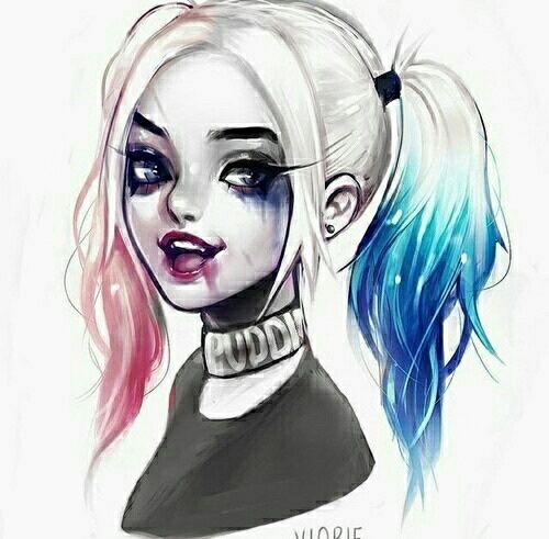 17 Mejores Ideas Sobre Imagenes De Harley Quinn En Pinterest
