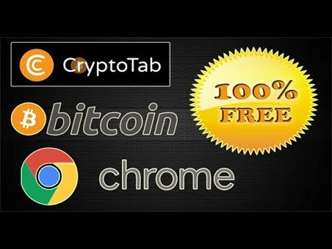How to ensure chrome is mining cryptocurrency