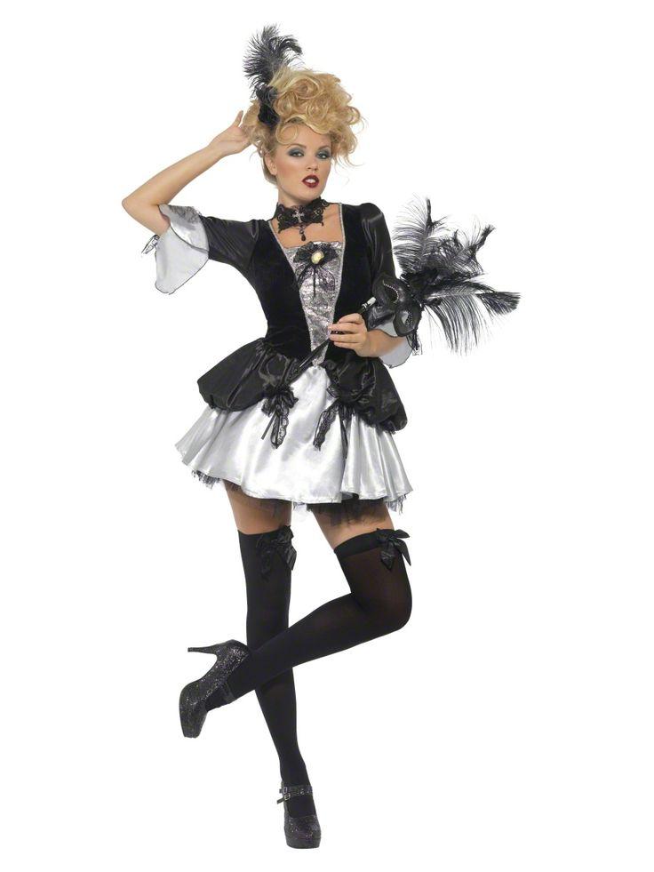 Fever Baroque Fantasy Costume   All Ladies Halloween Costumes   Mega Fancy Dress