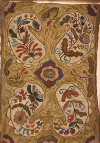 Find This Pin And More On Primitive Hooked Rugs By Lonnad.