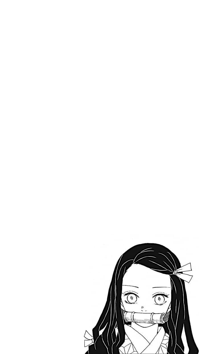 Nezuko Wallpaper Kimetsu No Yaiba Cute Anime Wallpaper Slayer Anime Anime Wallpaper