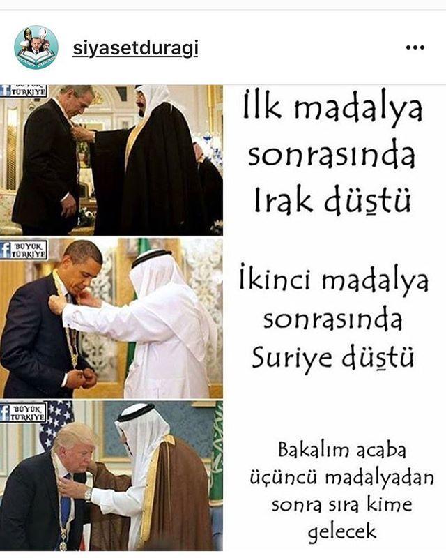 Evet Arkadaş bu paylaşımımızı hatırlayın ! Daha bundan 1 hafta önce ki paylaşımımız ! Şimdi'de Katar'a karşı alınan karar ile ülkemiz üzerine oynanan oyun şimdi anladınız mı ? Ya bu zorlu süreçte Katar'ın yanında durup desteğimizi biran olsun eksik etmicez yada Katar'ıda Libya gibi yanlız bırakıp yeni bir Libya vakasıyla karşı karşıya bırakıp Ortadoğu savaşında yanlız kalacaz !!!