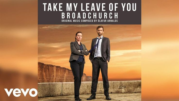 #Broadchurch 3 End Credit song - WARNING IT WILL MAKE YOU CRY! - Ólafur Arnalds - Take My Leave Of You ft. Arnór Dan