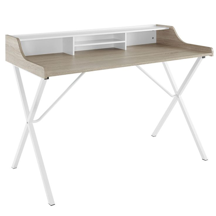 Modway Furniture Modern Office Compact Writing Small Office Desk