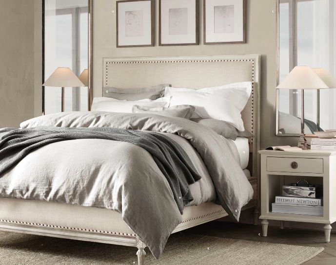 Best 25+ Restoration hardware bedroom ideas on Pinterest | Wall ...