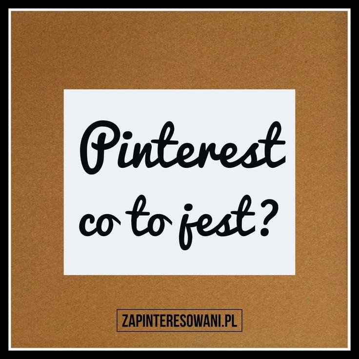 Pinterest co to jest i jak działa? Dzięki artykułowi na blogu http://Zapinteresowani.pl poznasz specyfikę tego serwisu społecznościowego, który jest połączeniem social media i wyszukiwarki internetowej. Co to jest Pinterest? Sprawdź!