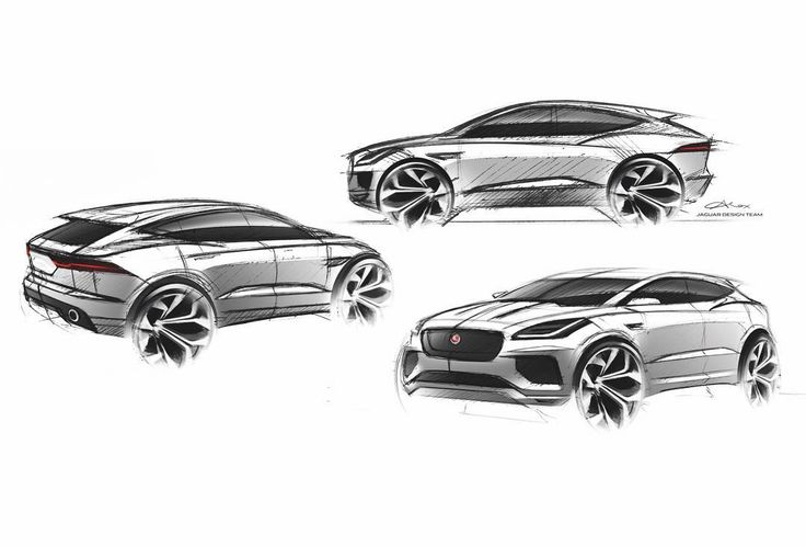 #Jaguar E-Pace exterior design sketches. #cardesign #automotivedesign #vehicledesign #transportationdesign #cardesignsketch #design #sketch #sketchoftheday #car #cardesigner #design #sketches #sketching #cardesignrendering #carsketch #carstagram #instacar #carsofinstagram #cars #picoftheday #sketching