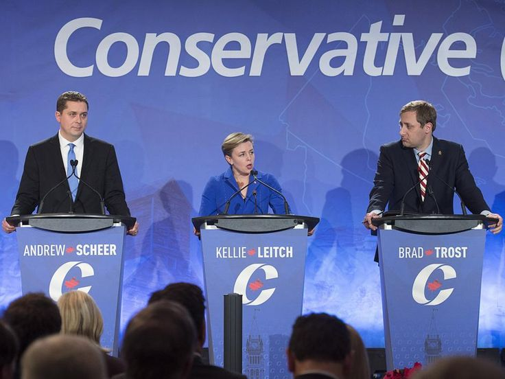 Live coverage and analysis: Conservative leadership candidates face off in French debate in Quebec City