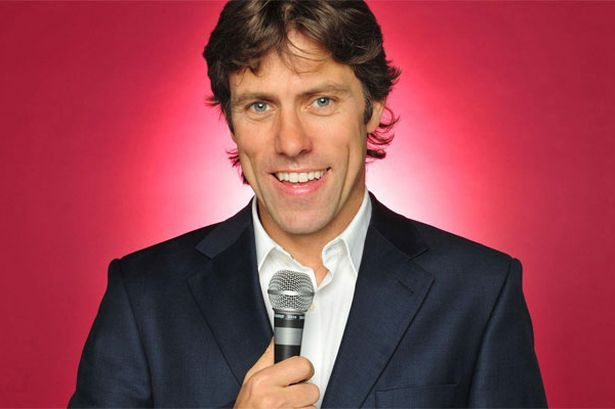 John Bishop: 'You can never retire from comedy' - Wales Online