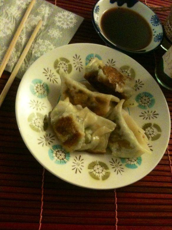 Vegetarian Gyoza - Recipe on Cooking Pot for iPhone https://itunes.apple.com/us/app/cookingpot/id586052832?mt=8