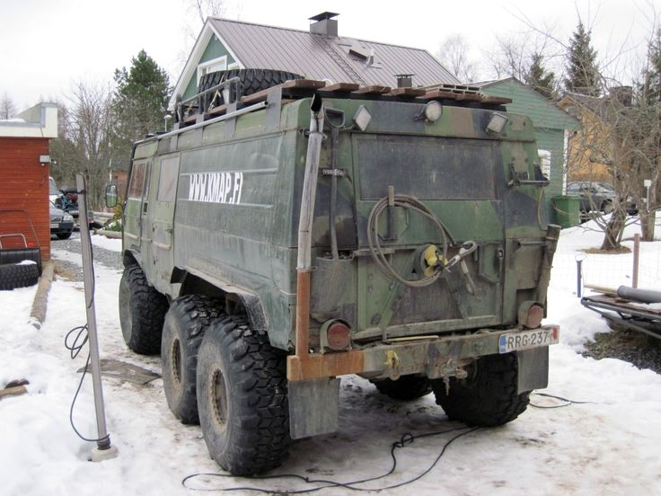 volvo c304 badass off road vehicle expedition vehicle. Black Bedroom Furniture Sets. Home Design Ideas