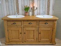 badm bel landhaus land liebe badm bel naturholz. Black Bedroom Furniture Sets. Home Design Ideas