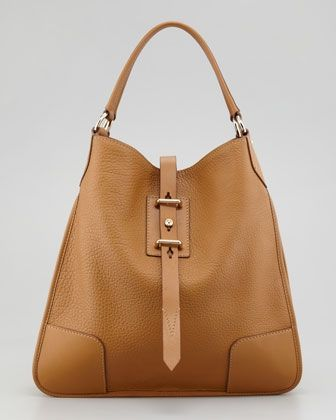Belstaff Nottingham Hobo Bag in Nutmeg
