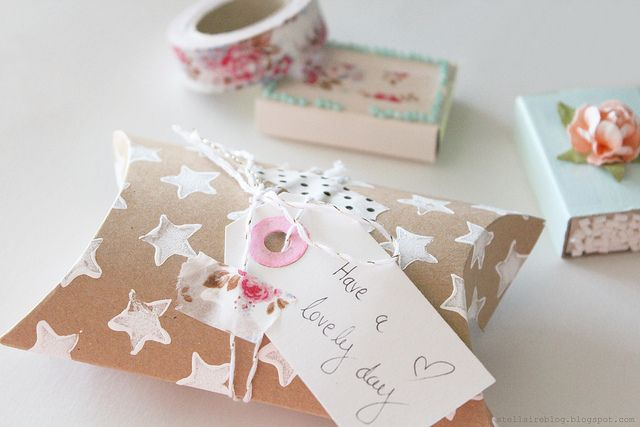 tape and twine by stellaireblog, via Flickr