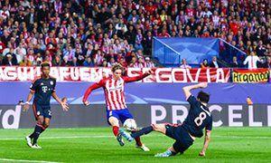 Bayern Munich v Atlético Madrid: Champions League semi-final  live!