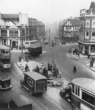 Camden town 1930