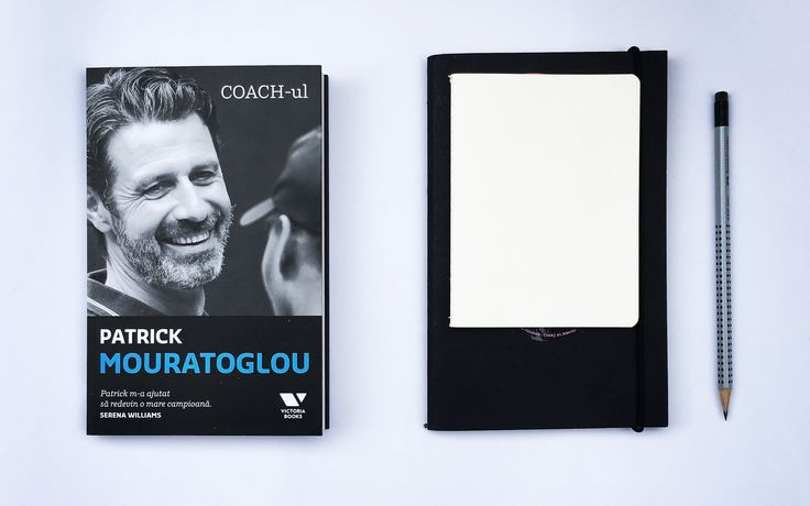 Lecții de tenis și de viață de la Patrick Mouratoglou, coach-ul Serenei.
