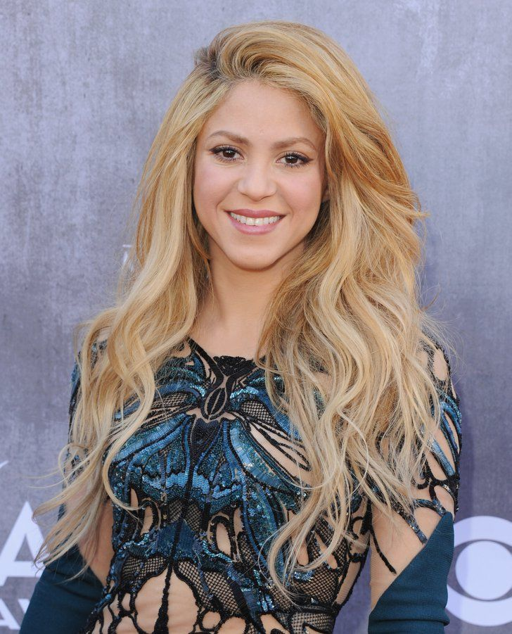 Pin for Later: 55 Music Stars With Real Names You Won't Recognize Shakira = Shakira Isabel Mebarak Ripoll