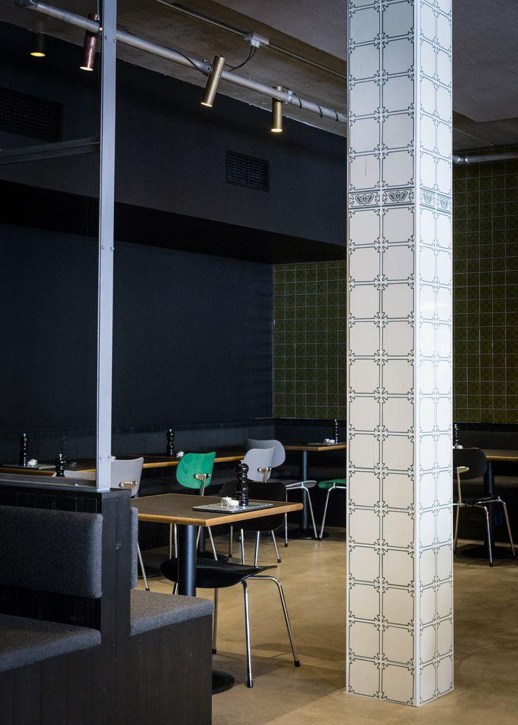 Interior design by Christina Meyer Bengtsson and Ulrik Nordentoft