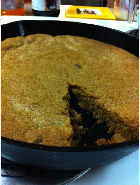 ... Info on Pinterest | Skillets, Stove and Skillet chocolate chip cookie