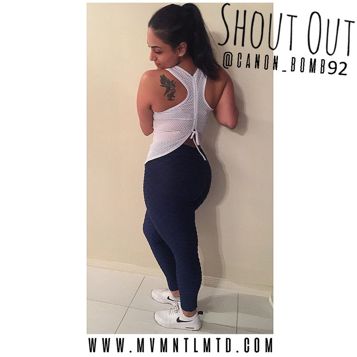 Ft. our girl @canon_bomb92 reppin our Protokolo White Mesh Top & Bumbum Bacana Honeycomb Leggings in Navy😍  Dayummmmm👌🏾 Tag us with your purchase for a feature📸  SHOP NOW! (Link in bio) girlswholift curves -------------------------------- ✅Follow Facebook: MVMNT. LMTD 🌏Worldwide shipping 👻 mvmnt.lmtd 📩 mvmnt.lmtd@gmail.com | Fitness Gym Fitspiration Gym Apparel Workout Bodybuilding Fitspo Yoga Abs Weightloss Muscle Exercise yogapants Squats