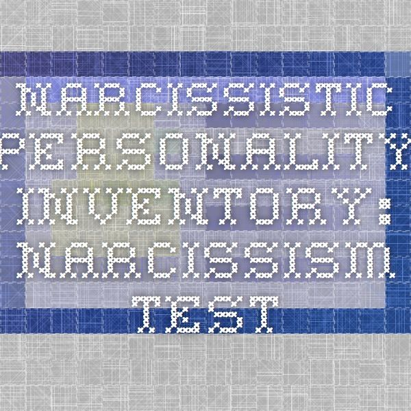 The 25 best personality inventory ideas on pinterest person narcissistic personality inventory narcissism test this website has lots of personality inventories check out fandeluxe Images