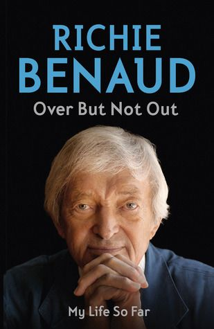 Over But Not Out: My Life So Far - Richie Benaud.  In Over But Not Out, Richie revisits his rich career and reveals his thoughts on some of the most controversial issues in the game. Looking back on England's victories in the 2005 and 2009 Ashes series, Richie debates the future of Test cricket and, conversely, the recent growth in Twenty20 cricket, the effect it has had on technique, and the rise of India as a major power in world cricket.