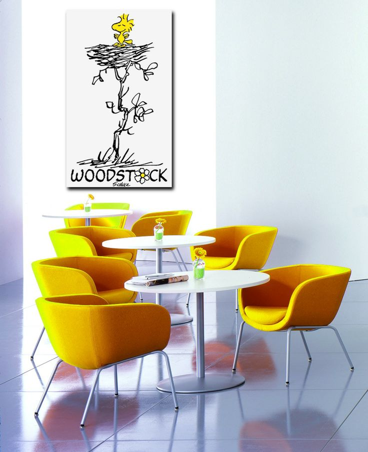 Quadro Woodstock: http://artcollection.mycrom.it/ita/quadri/snoopy_peanuts/171