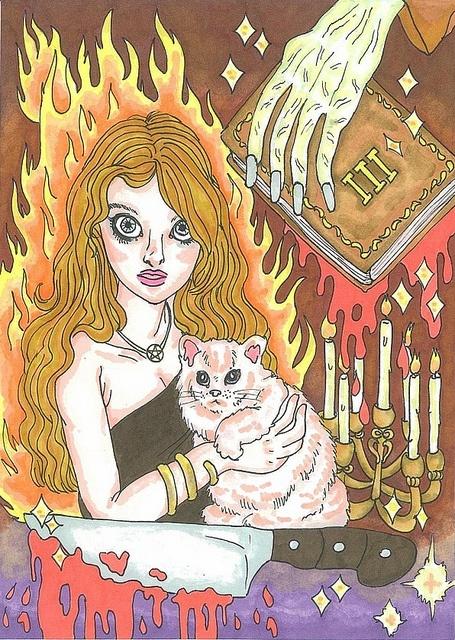 hommage to dario argento: inferno