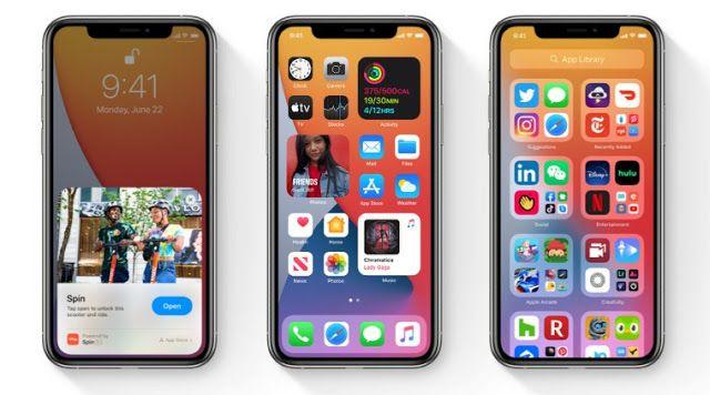 Apple Ios 14 Ipados 14 Beta Version Has Been Released In 2020 Ios Update Apple Ios Iphone