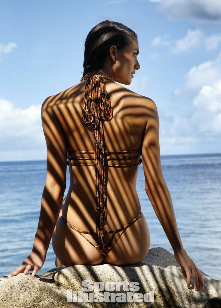 LAUREN MELLOR in Sports Illustrated 2014 Swimsuit Issue