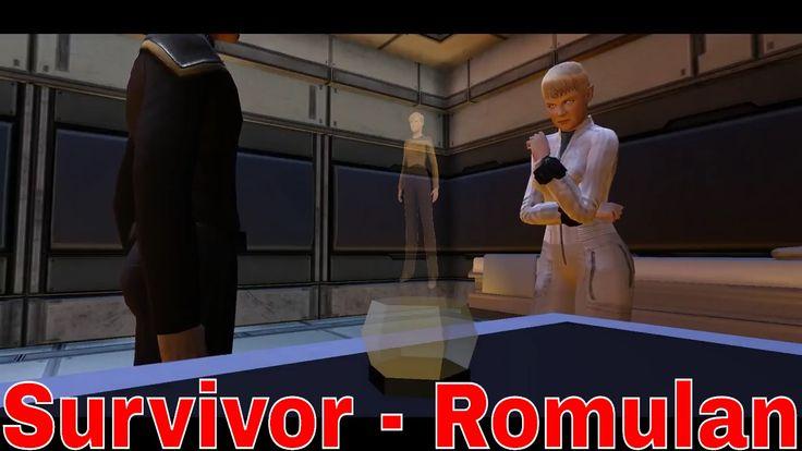 Survivor - Romulan Run - New Frontiers Featured Mission - Star Trek Online