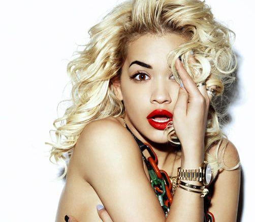 Rita Ora is my new idol! 2015