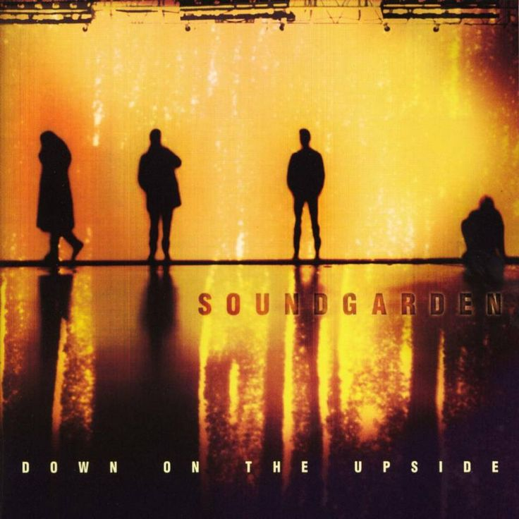 Soundgarden returned in 1996 with Down on the Upside, which entered the charts at number two. Description from mtv.com. I searched for this on bing.com/images