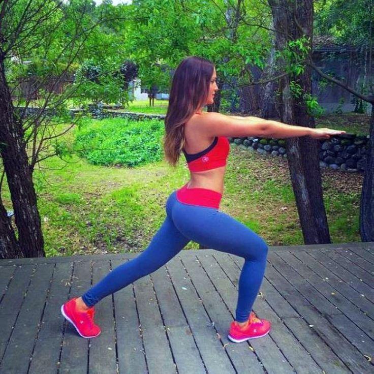 Домашние упражнения для похудения и укрепления мышц бедер и ягодиц