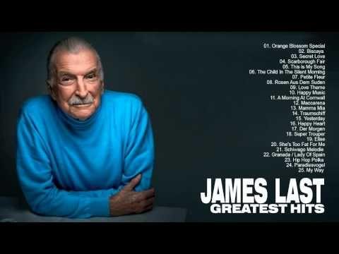 James last: Greatest Hits Of James last - The Best Songs Of James last - YouTube