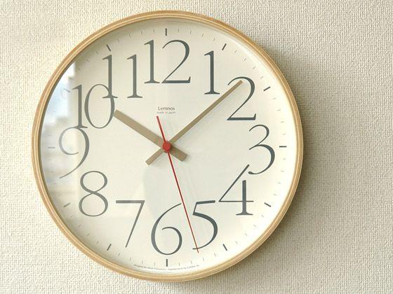壁掛け時計 ウォールクロック スイープムーブメント。掛け時計 おしゃれ 壁掛け時計 時計 ウォールクロック 北欧 シンプル モダン ナチュラル クロック 木製 秒針の音がしない スイープムーブメント時計 ウォールクロック AY Clock ナチュラル