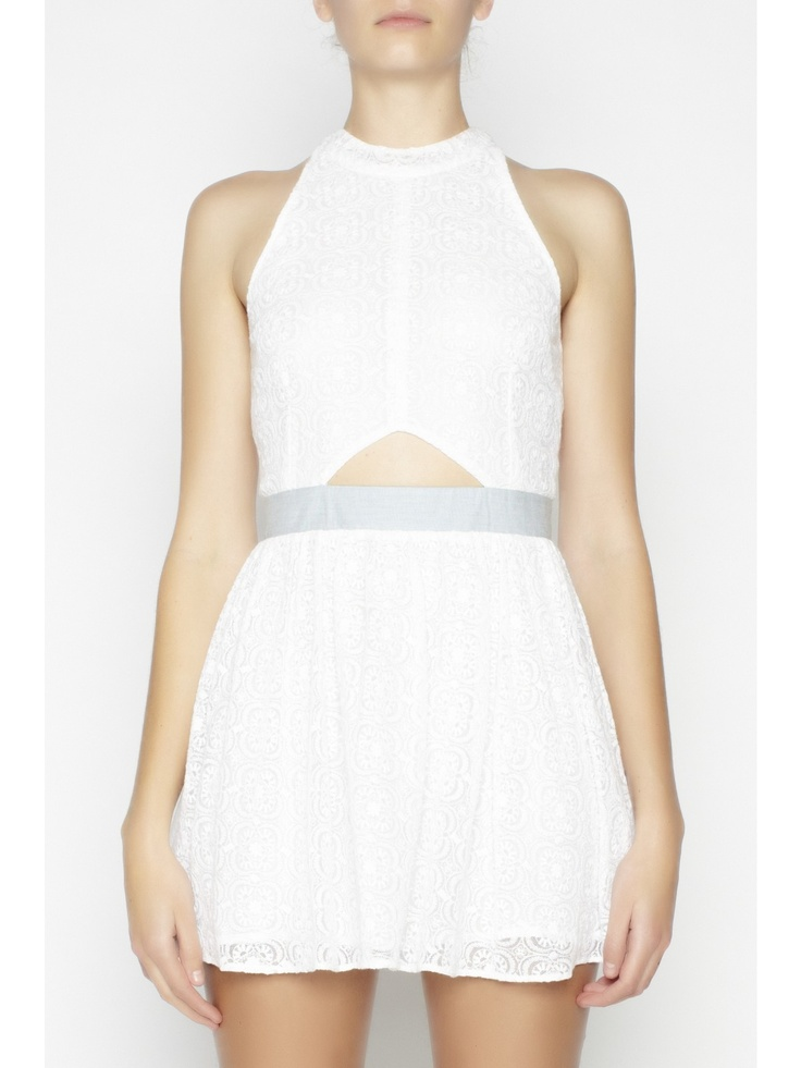 Evans Dress Crop - One of my favourite things about Camilla & Marc is that they make quality things that flatter the body and last