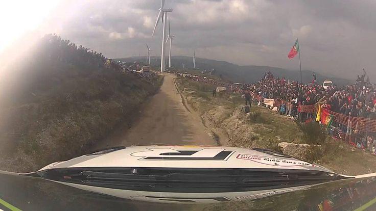 Ogier OnBoard Fafe - Rali de #Portugal