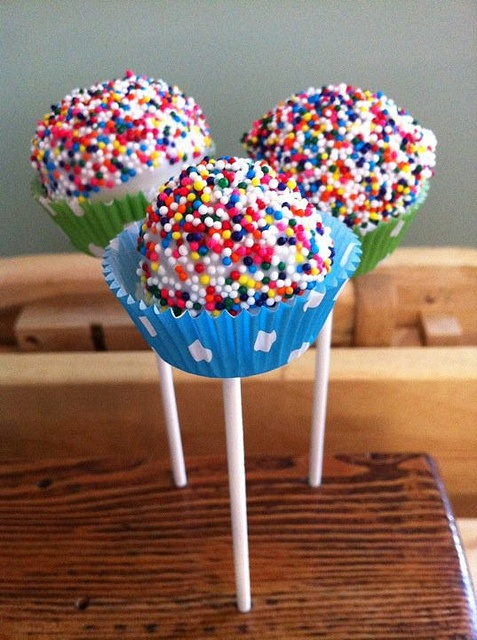 Cakepops by Me! :)