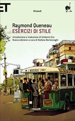Raymond Queneau — Esercizi di Stile