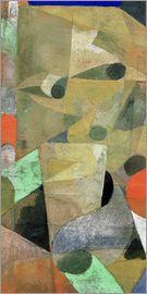Paul Klee - Blick des Dämons