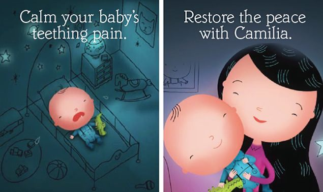 Camilia Teething Medicine | Safe and Natural Teething Relief for Infants