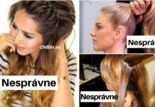 5 účesov, ktoré ubližujú vašim vlasom a robili ste si ich po celý čas zle