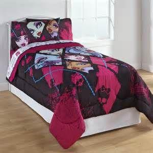 monster high bedroom ideas for girls 14